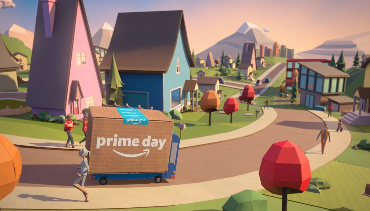 Amazon Prime Day 2020 Syn Original Composition and Sound Design